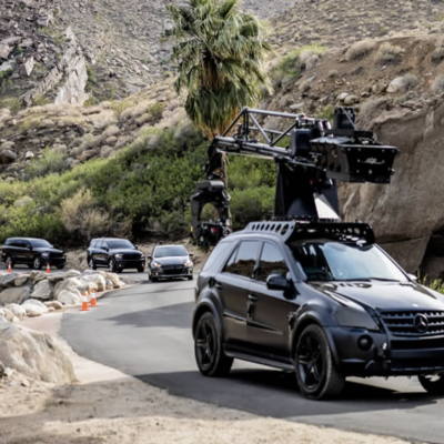 EDGE Camera Car Performance Film Works